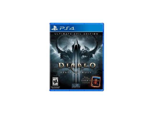 ACTIVISION BLIZZARD INC 87178 Diablo III: Ultimate Evil Edition PS4