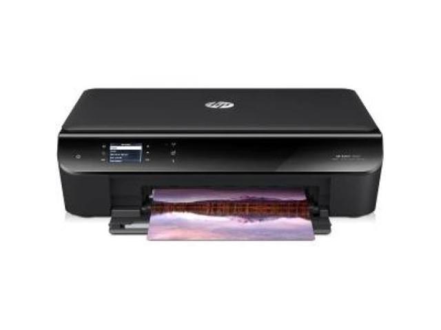 HEWLETT-PACKARD A9T80A#B1H Envy 4500 Inkjet Multifunction Printer - Color - Plain Paper Print - Desktop