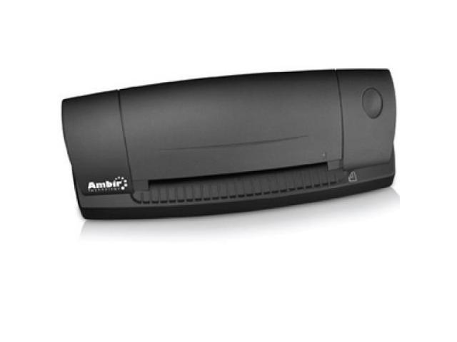 AMBIR TECHNOLOGY DS687-AS Ambir DS687 Duplex A6 ID Card Scanner - Sheetfed scanner - A6 - 600 dpi x 600 dpi - USB 2.0