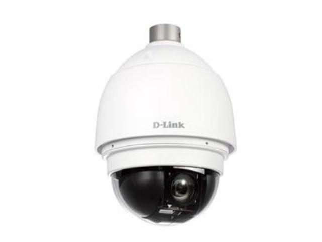 D-LINK DCS-6915 20X FULL HD HIGH SPEED DOME NETWORK CAMERA