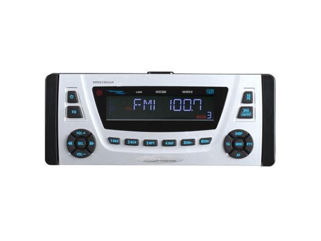 BOSS AUDIO MR2180UA Boss Audio MR2180UA Marine MP3/CD/AM/FM/RDS Receiver