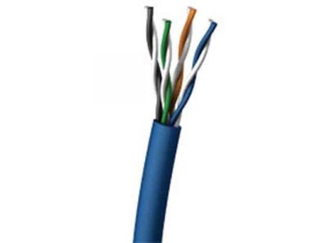 C2G 32388 100 Cat5E PVC Cable Blue