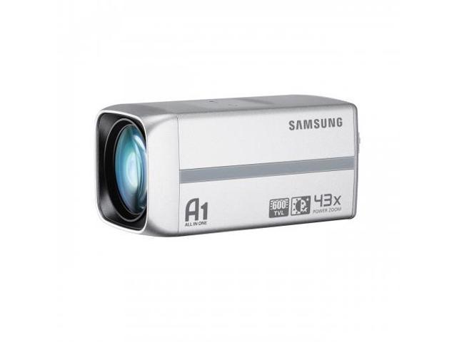 SAMSUNG SCZ-3430 Analog Zoom Box Camera, 1/4