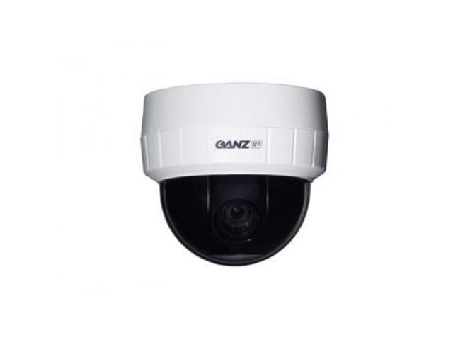 GANZ ZN-D1MTP H.264 HD Optimized Indoor IP Dome Camera (HD 720p)