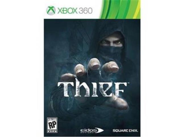 SQUARE ENIX 91333 Square Enix Thief Thief Action/Adventure Game - Xbox 360