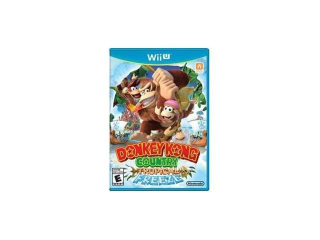 NINTENDO WUPPARKE Donkey Kong Country: Tropical Freeze Action/Adventure Game - Wii U