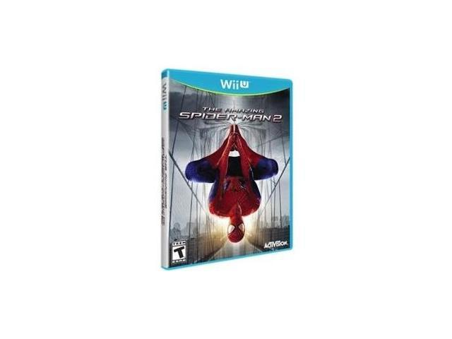 ACTIVISION BLIZZARD INC 84942 The Amazing Spider-Man 2 Action/Adventure Game - Wii U