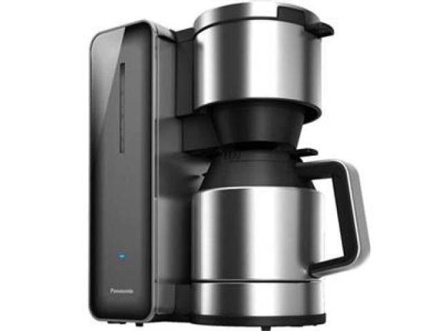 PANASONIC NC-ZF1H Coffee Pot Smoke Color / Stainless Steel