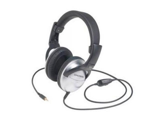 KOSS QZPRO QZPRO NOISE CANCELING HEADPHONE FULL SIZE FULLY COLLAPSIBLE