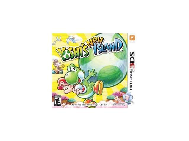 NINTENDO CTRPATAE Yoshis New Island Action/Adventure Game - Nintendo 3DS
