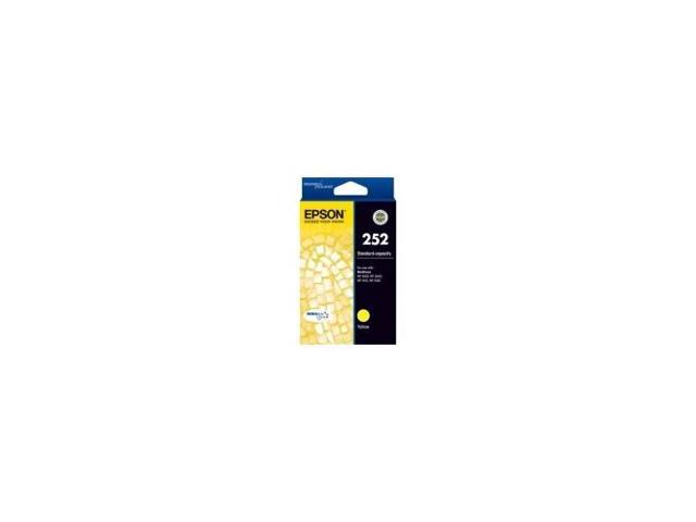 EPSON T252420 T252 DURABRITE ULTRA YELLOW INK