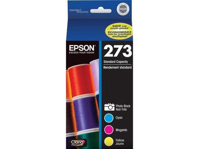 EPSON T273520 Claria Ink Cartridge - Color - Inkjet