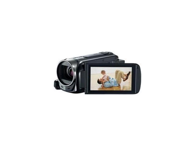 CANON 9175B001 VIXIA HF R50 Camcorder - Black. 3.28MP Full HD CMOS Sensor, 57x Advanced Zoom with Optical IS, 3.0