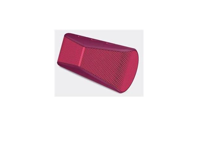LOGITECH 984-000401 X300 Mobile Wireless Stereo Speaker - Red