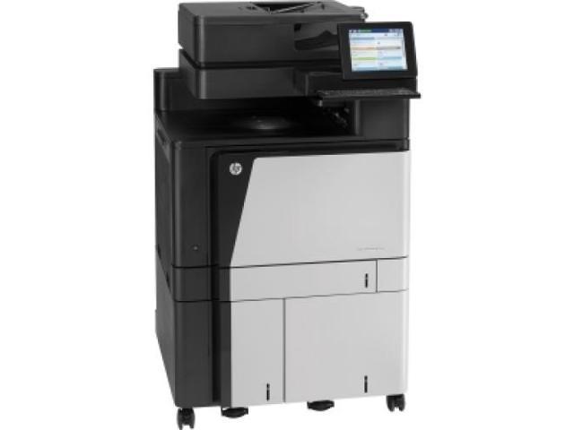 HEWLETT-PACKARD D7P71A#BGJ LaserJet M880z+ Laser Multifunction Printer - Color - Plain Paper Print - Desktop