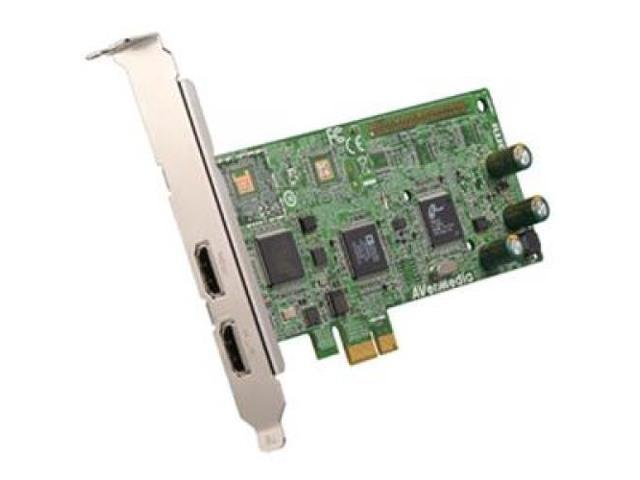 AVERMEDIA MTVHDDVRR AVerTVHD Digital Video Recorder PCI Express x1 - Retail