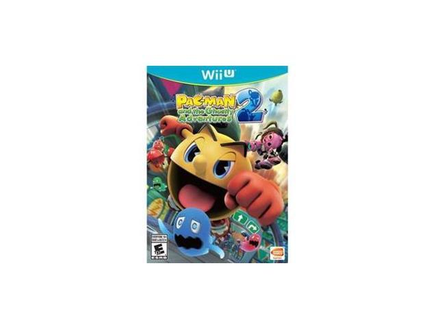 NAMCO 82006 PAC-MAN and the Ghostly Adventures 2 Action/Adventure Game - Wii U