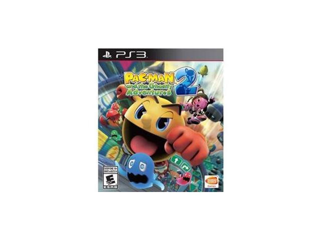 NAMCO 11139 PAC-MAN and the Ghostly Adventures 2 Action/Adventure Game - PlayStation 3
