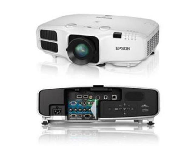 EPSON V11H546020 PowerLite 4650 LCD Projector - 720p - HDTV - 4:3 5200 lm
