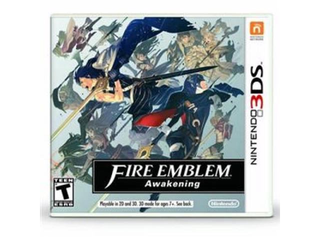 NINTENDO CTRPAFEE Fire Emblem Awakening Action/Adventure Game - Cartridge - Nintendo 3DS