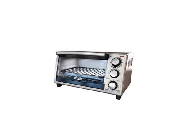 APPLICA TO1373SSD 4 Slice Toaster Oven /Stainless Steel