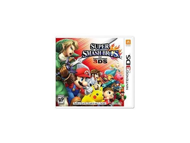 NINTENDO CTRPAXCE Nintendo Super Smash Bros. Action/Adventure Game - Nintendo 3DS