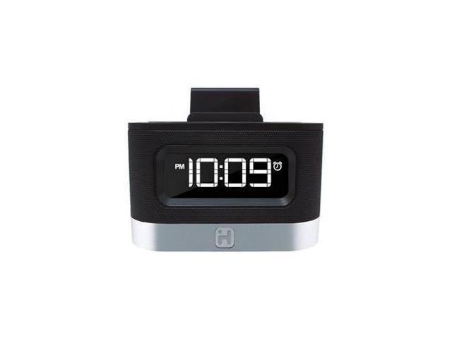 SDI IHM50BC Stereo Alarm Clock Radio Blk