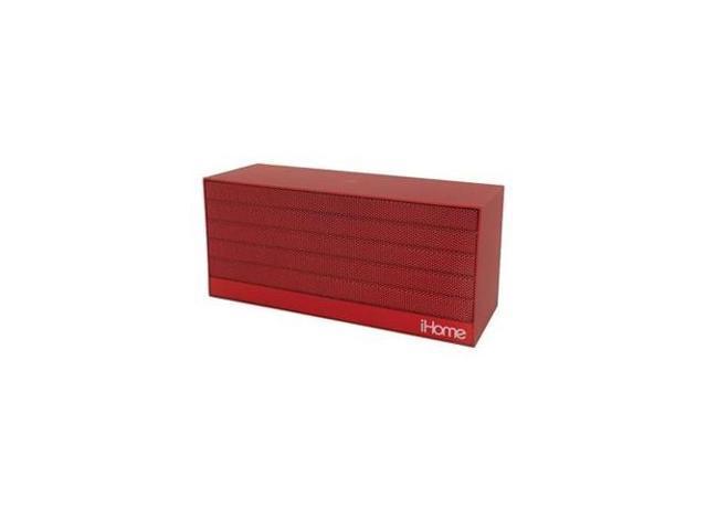 SDI IBN27RX iBN27 Speaker System - 6 W RMS - Wireless Speaker(s) - Red