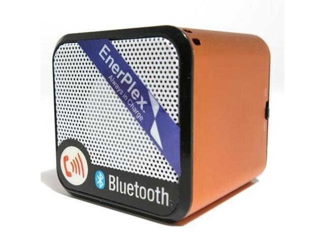 ENERPLEX AC-SPEAK-OR Mini Bluetooth speaker, Orange