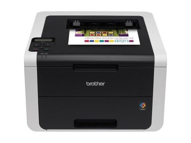 BROTHER HL-3170CDW Printer - Color - 2400 x 600 dpi Print - Plain Paper Print - Desktop - 23 ppm Mono / 23 ppm Color ...