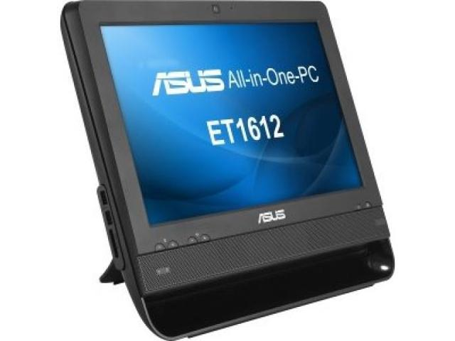 ASUS ET1612IUTS-B004E 15.6 Black All in 1 Touch Scr