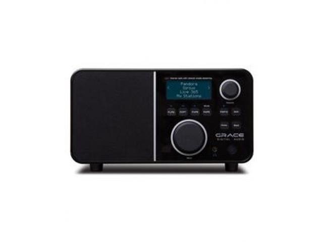 GRACE DIGITAL AUDIO GDI-IR2600 Innovator X Wireless Internet Radio