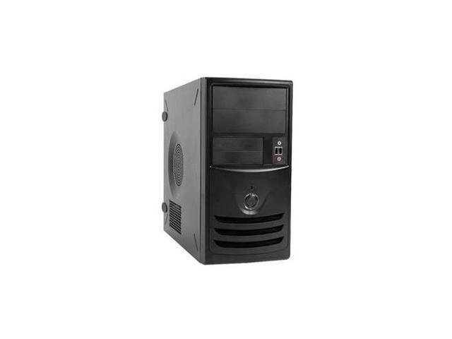 IN WIN Z589.CH350TB Z589.CH350TB 350W TAC 2.0 MicroATX Mini Tower Case (Black)