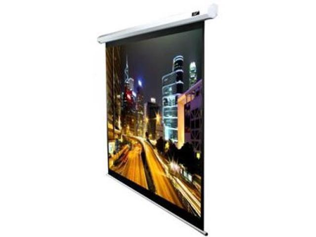 ELITE ELECTRIC110H 110IN DIAG SPECTRUM ELECTRIC CEILING MATTE WHITE 16:9 54X96IN Projection Screen
