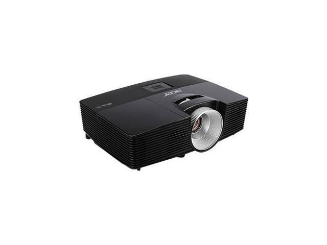 ACER MR.JHG11.00A P1283 3D Ready DLP Projector - HDTV - 4:3 F/2.41 - 2.55 - NTSC, PAL, SECAM - 1024 x 768 - XGA - ...
