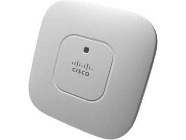 CISCO AIR-SAP702I-A-K9 Aironet 702I IEEE 802.11n 300 Mbps Wireless Access Point - ISM Band - UNII Band