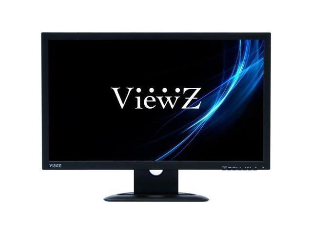 VIEWZ VZ-23LED-P CCTV Widescreen LCD Monitor
