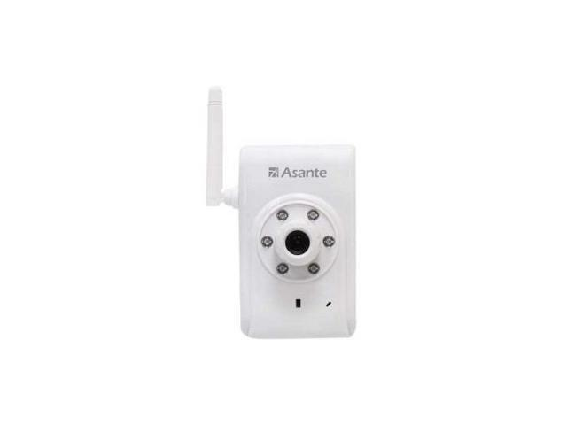 ASANTE 99-00848-US Voyager 1.3 Megapixel Network Camera - Color - CMOS - Wireless, Cable - Wi-Fi - Ethernet