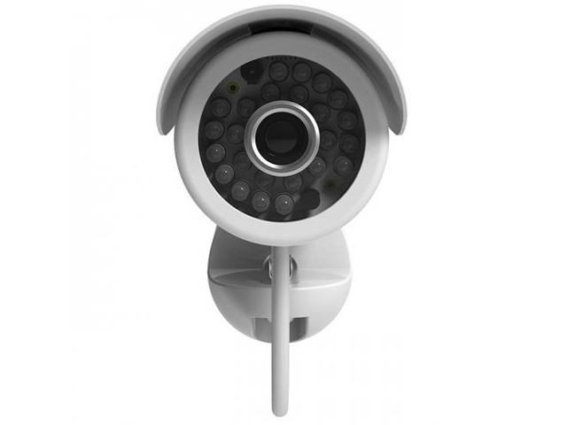Y-CAM YCBLHD7 1 Megapixel Network Camera - Color - CMOS - Cable, Wireless - Wi-Fi - Fast Ethernet