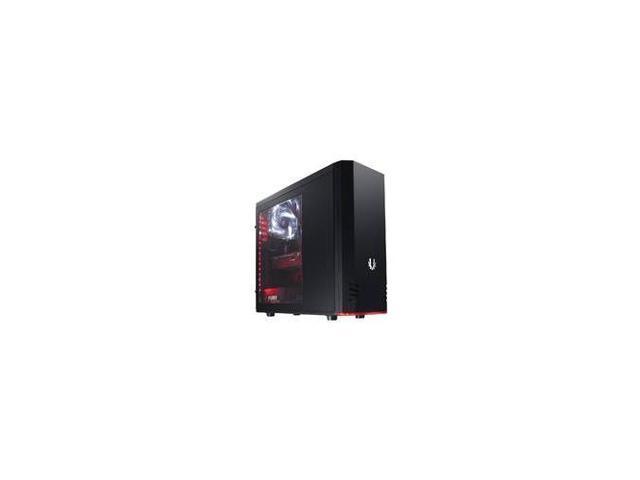 BITFENIX BFC-SDO-150-KKWBR-RP BitFenix Shadow Window BFC-SDO-150-KKWBR-RP No Power Supply ATX Mid Tower Case (Black)