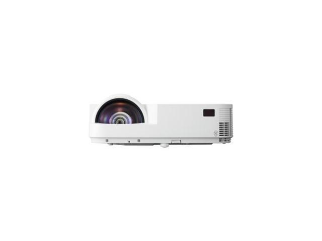 NEC NP-M352WS 3D Ready DLP Projector - 720p - HDTV - 4:3 2.4 - SECAM, NTSC, PAL - 1280 x 800 - WXGA - 10,000:1 ...