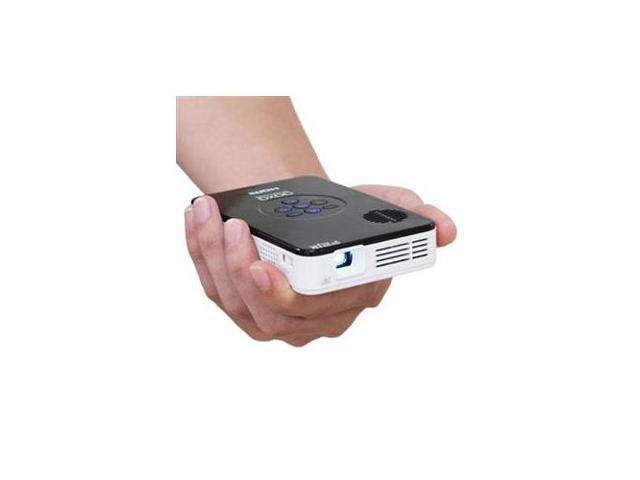 AAXA Technologies Inc KP-100-02-R Pico DLP Projector - 480p - 4:3 640 x 480 - VGA - 1,000:1 - 55 lm - HDMI - USB ...