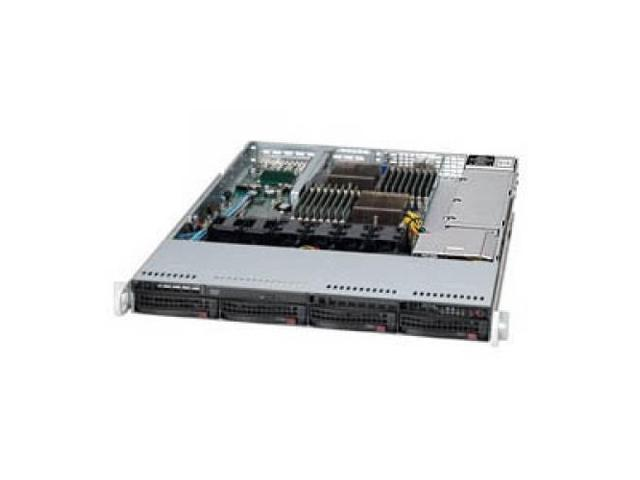 SUPERMICRO AS-1022G-NTF A+ Server 1022G-NTF Barebone System - 1U Rack-mountable - AMD SR5670 Chipset - Socket G34 LGA-1944 - 2 x Processor Support