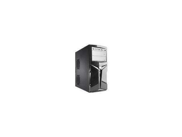 IMICRO CA-IM552B iMicro CA-IM552B 400W ATX Mid Tower Case (Black)