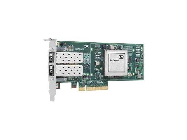 QLOGIC BR-1020-1010 Brocade 1020 CNA - Network adapter - PCI Express 2.0 x8 low profile - 2 ports