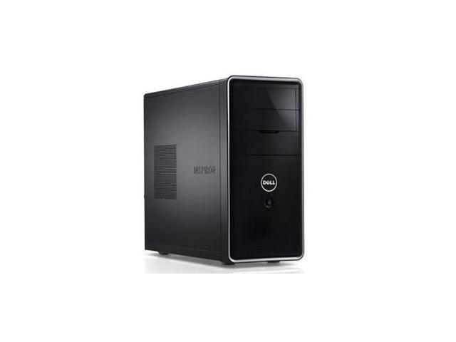 DELL i3847-6161BK Dell Inspiron 3000 i3847-6161BK Desktop Computer - Intel Core i5 i5-4460 3.20 GHz - Mini-tower - Black
