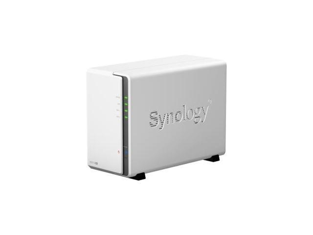 SYNOLOGY DS214SE 2200 DiskStation DS214se NAS Server /800 MHz - 2 x Total Bays - 4 TB HDD (2 x 2 TB) - 256 MB ...