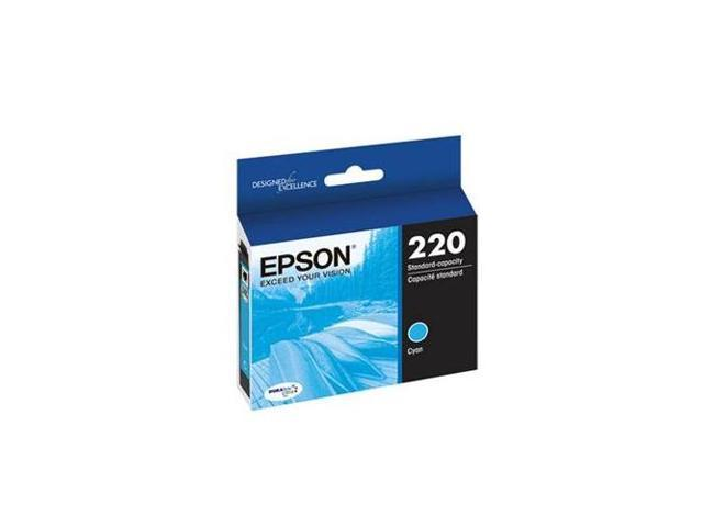 EPSON T220220 DuraBrite Ultra Cyan Std