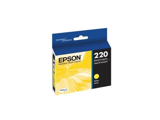EPSON T220420 DuraBrite Ultra Yellow Std