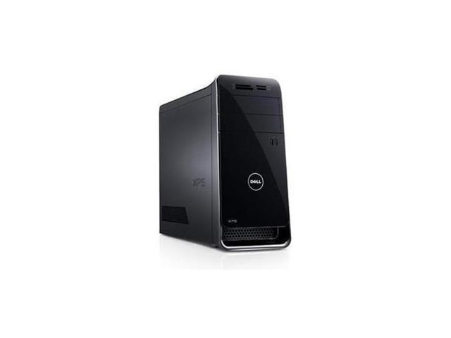 DELL Desktop Computer XPS 8700 Intel Core i7 4790 (3.6GHz) 32GB DDR3 2TB HDD 256GB SSD Windows 8.1 (64Bit) English